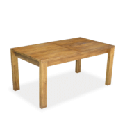 solid wood Extendable Dining Table