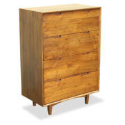 Holly Teak Chest of Drawers (2)