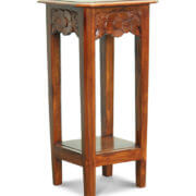 solid wood end table singapore