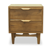 Aabriella Teak Bedroom Side Table Singapore(1)