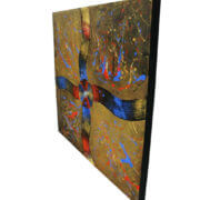 Abstract Art Canvas Painting (1)
