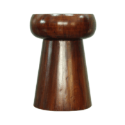 Cassidy Suar Wood Stool for furniture sg