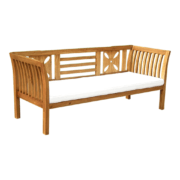 Kartini Teak Daybed – Lite use as sofa for living room