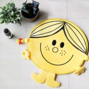 Little Miss Sunshine Bathrug Yellow