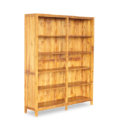 solid wood bookcase singapore