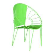 Sahana Industrial Chair_GREEN retro singapore (1)