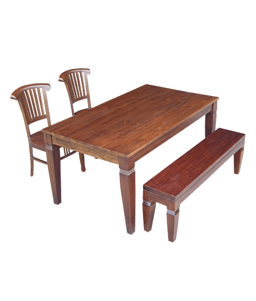 dining table, dining chair, dining bench